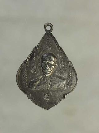 เหรียญ  หลวงพ่ออินทร์ เนื้อเงิน ค่ะ j232 รูปที่ 2