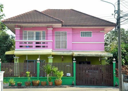 ขายด่วนถูกมาก #บ้านเดี่ยว 2 ชั้น บ้านพร้อมอยู่เจ้าของขายเองลำลูกกาคลอง7 ยื่นกู้ได้ 100% #บ้าน รูปที่ 3