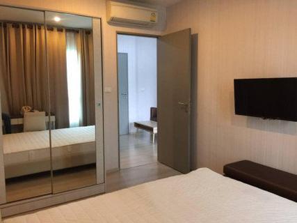For Rent Life Ratchadaphisek Condominium ใกล้ MRT ห้วยขวาง รูปที่ 1