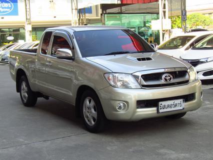 TOYOTA HILUX VIGO CAB 2.5 E MT/2010 รูปที่ 4