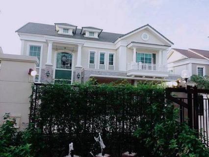 ขายหรือให้เช่าหมู่บ้านโครงการหรู นาราสิริบางนา Nara siri Bangna Luxury House For Rent/Sale รูปที่ 1