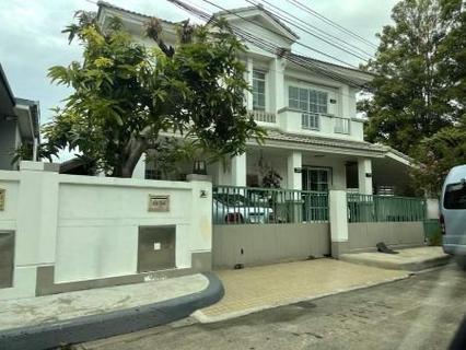 ขาย บ้านเดี่ยว ใกล้สถานีรถไฟฟ้าสายสีม่วง สถานีคลองบางไผ่ ชลลดา วงแหวน-รัตนาธิเบศร์ 170 ตรม. 71 ตร.วา รูปที่ 2