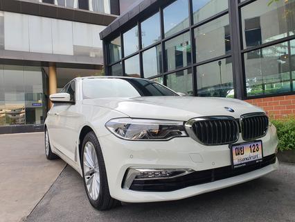 💎 สวยเบอร์นี้ รีบจองให้ทัน 💎 BMW 530e Luxury ปี 2018  รูปที่ 1