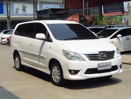 TOYOTA INNOVA 2.0 G Auto /2012 รูปที่ 2