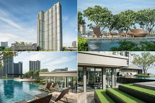 For rent   The base park west รูปที่ 4