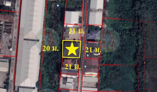 ขายที่ดินพร้อมสิ่งปลูกสร้าง 106 ตารางวา ซอยลาซาล 85 เขตบางนา จ.กรุงเทพมหานคร รูปที่ 2