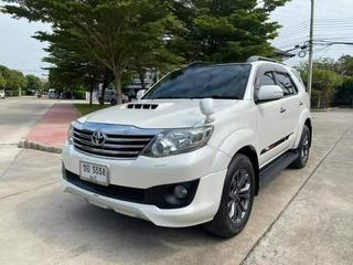 TOYOTA FORTUNER 3.0 TRD ปี2013 รูปที่ 1