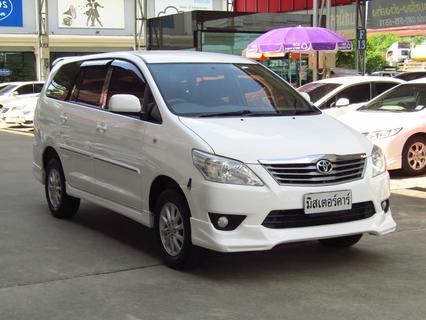 TOYOTA INNOVA 2.0G auto/ 2012 รูปที่ 1