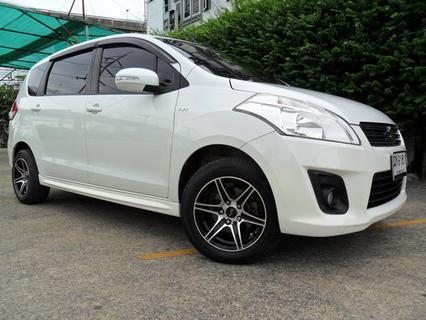 Suzuki Ertiga 1.5GX ปี 2014 เดิมบางทั้งคัน น๊อตไม่ขยับ ไม่เคยติดแก๊ส ฟรีดาว์น รูปที่ 1
