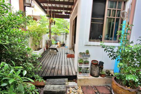 บ้านเดี่ยว หมู่บ้าน เศรษฐสิริ สนามบินน้ํา นนทบุรี รูปที่ 1