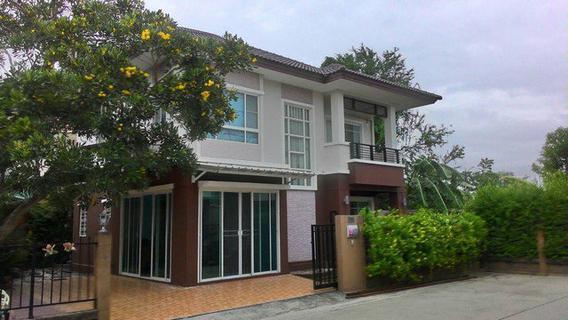 ขาย บ้านเดี่ยว ภัสสร 7 บางบัวทอง BTS หลังมุม รูปที่ 6