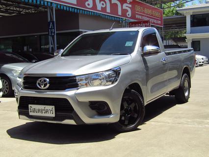 Toyota Hilux Revo 2.8J plus MT/2018 รูปที่ 1