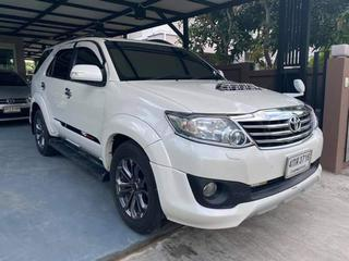 TOYOTA FORTUNER 3.0 4WD ปี2012 รูปที่ 1