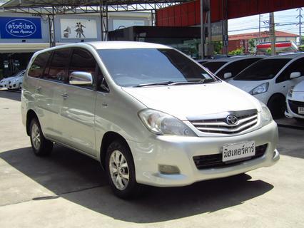 TOYOTA INNOVA 2.0 G Auto /2009 รูปที่ 3