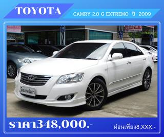 🚩TOYOTA CAMRY 2.0 G EXTREMO ปี 2009 รูปที่ 4