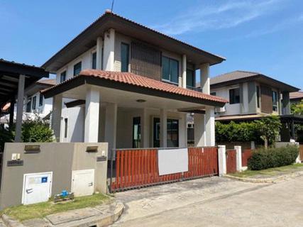 ขาย บ้านเดี่ยว ถูกที่สุด ฮาบิเทีย ออร์บิต หทัยราษฎร์ 113 ตรม. 50 ตร.วา ทำเลดี ใกล้ชิดธรรมชาติ รูปที่ 1
