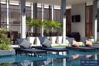 ขายโรงแรมใหม่ ใจกลางเมืองหัวหิน For Sale  New hotel  Hua Hin city center รูปที่ 1