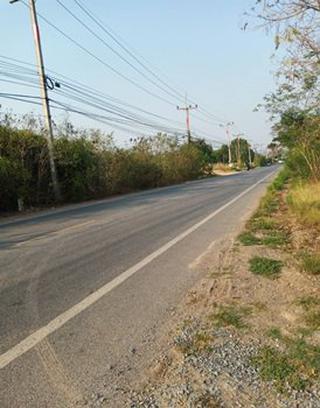 ขายที่ดินติดถนนและติดคลอง 30 ไร่ อ.บ้านโพธิ์ จ.ฉะเชิงเทรา รูปที่ 2
