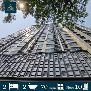 The Room Sathorn - St.Louis For Sale 2 beds 70 sq.m. Fl.10 รูปที่ 1