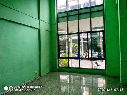 ให้เช่า ตึกแถว ย่านพลับพลา ทาวน์อินทาวน์ 3 ชั้นครึ่ง 39 ตรว. 140 ตรม 2 นอน 3 น้ำ รูปที่ 1