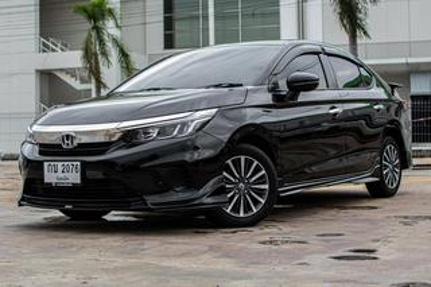 ปี 2020 Honda City (NEW) 1.0 SV TURBO A/T เบนซิน สีดำ รูปที่ 1