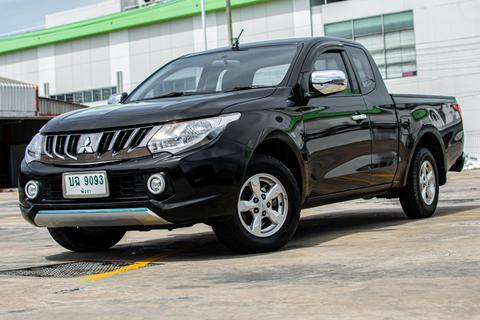 Mitsubishi Triton CAB GLX 2.5 DID ดีเซล !!! โปรแรง จัดส่งรถฟรีถึงหน้าบ้านท่านทั่วประเทศไทย !!! รูปที่ 3