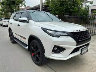 TOYOTA FORTUNER 2.8 TRD ปี2018 รูปที่ 1