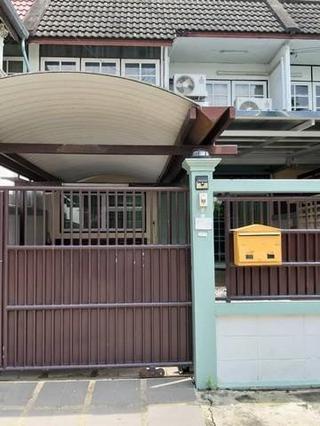 PPL13 ให้เช่า บ้าน ทาวน์เฮ้าส์ หมู่บ้านประชากรไทย ซ.ลาดพร้าว 93 ทะลุลาดพร้าว 101  รูปที่ 3