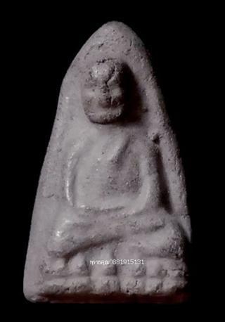 เนื้อว่านหลวงปู่ทวด รุ่นm16 อาจารย์นอง วัดทรายขาว ปัตตานี ปี2534 รูปที่ 1