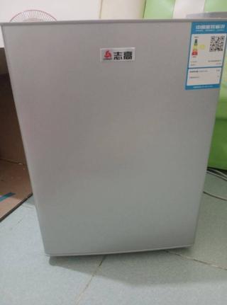 💥(ล้างสต็อก)ตู้เย็นมินิ ประตูเดียว ขนาด 1.7Q สีเงิน รูปที่ 1