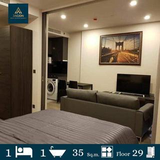 Ashton Asoke For rent 1 bed 35 sq.m. Fl.29 รูปที่ 1