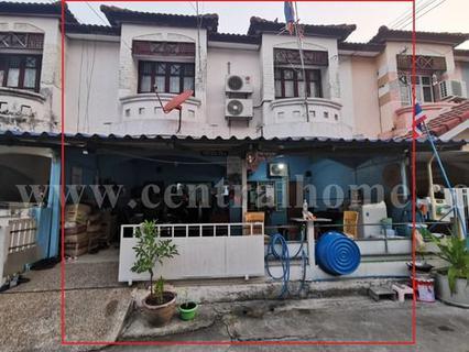 ทาวน์เฮ้าส์ หมู่บ้าน ปิยวรารมย์ บ้านกล้วย - ไทรน้อย รูปที่ 1