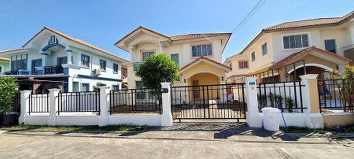 ขาย บ้านเดี่ยว บ้านยังใหม่ พฤกษาวิลเวจ 6 114 ตรม. 50 ตร.วา พื้นที่เยอะ รูปที่ 1