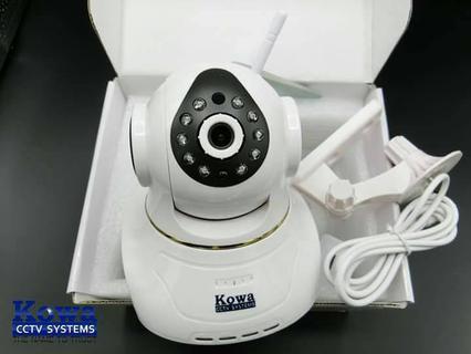 กล้องวงจรปิดไร้สาย IP ROBOT KW-559 รูปที่ 1