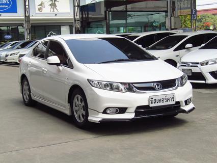HONDA CIVIC FB 1.8 S Auto/2013 รูปที่ 2
