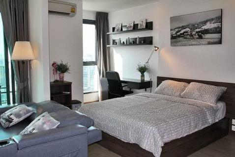 For Rent IDEO Q Chula - Samyan Condominium ใกล้ BTS สามย่าน รูปที่ 1