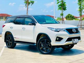 TOYOTA FORTUNER 2.8 V TRD SPORTIVO BLACK TOP 4WD ปี 2016 รูปที่ 1