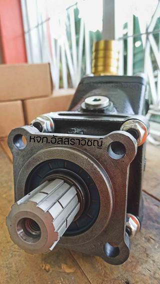ปั้มงอไฮดรอลิคค หรือปั้มนิ้วแบบงอไฮดรอลิค ยี่ห้อ TDZ รุ่น FR series รูปที่ 1