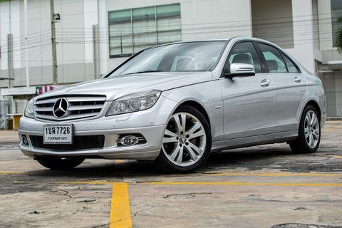 Benz C200 Kompressor 1.8 เบนซิน !!! โปรแรง จัดส่งรถฟรีถึงหน้าบ้านท่านทั่วประเทศไทย !!! รูปที่ 1