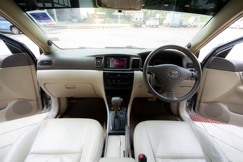 Toyota Corolla Altis 1.6 E Sedan  รูปที่ 6