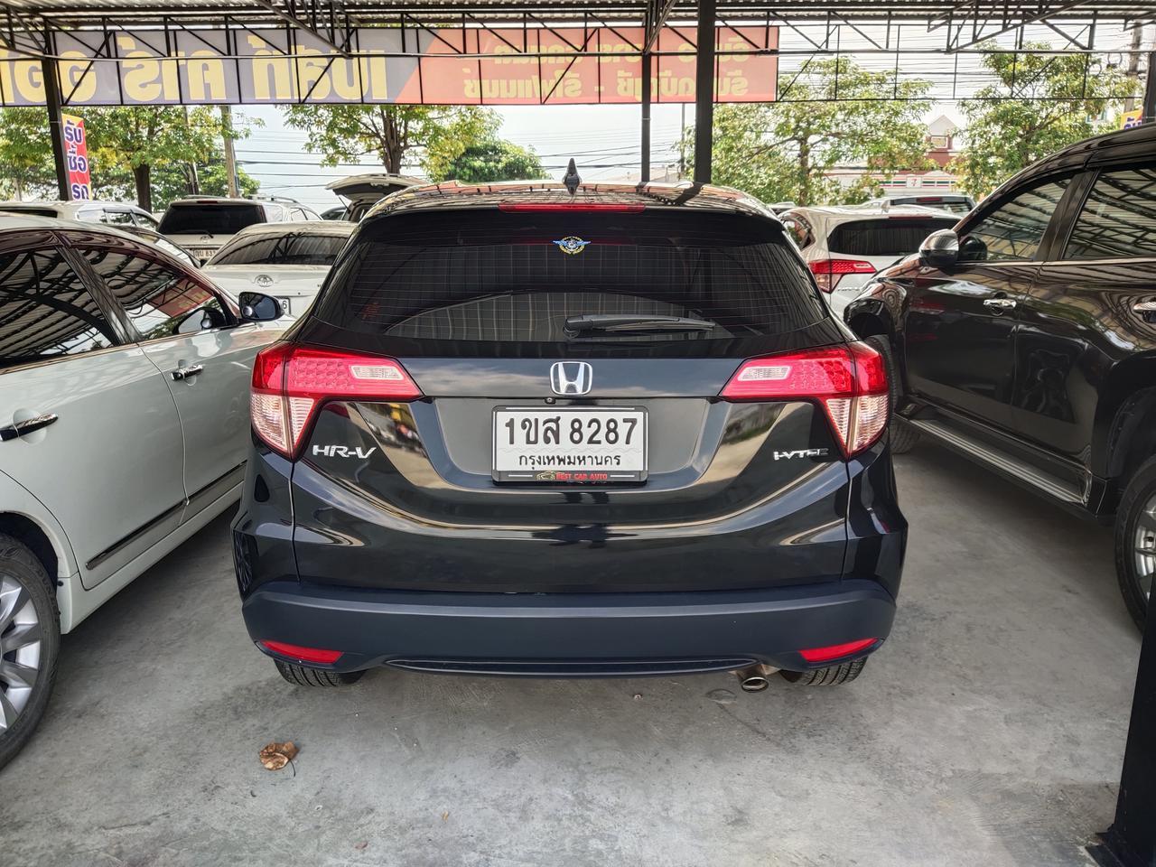 Honda hrv1.8 รูปที่ 2