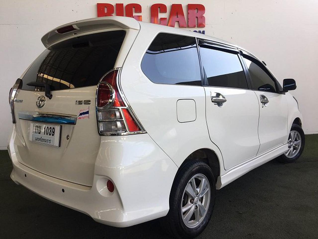 Toyota Avenza รูปที่ 3