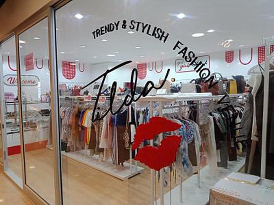 Sell & Lease Business Fashion shop In the shopping mall Very รูปที่ 1