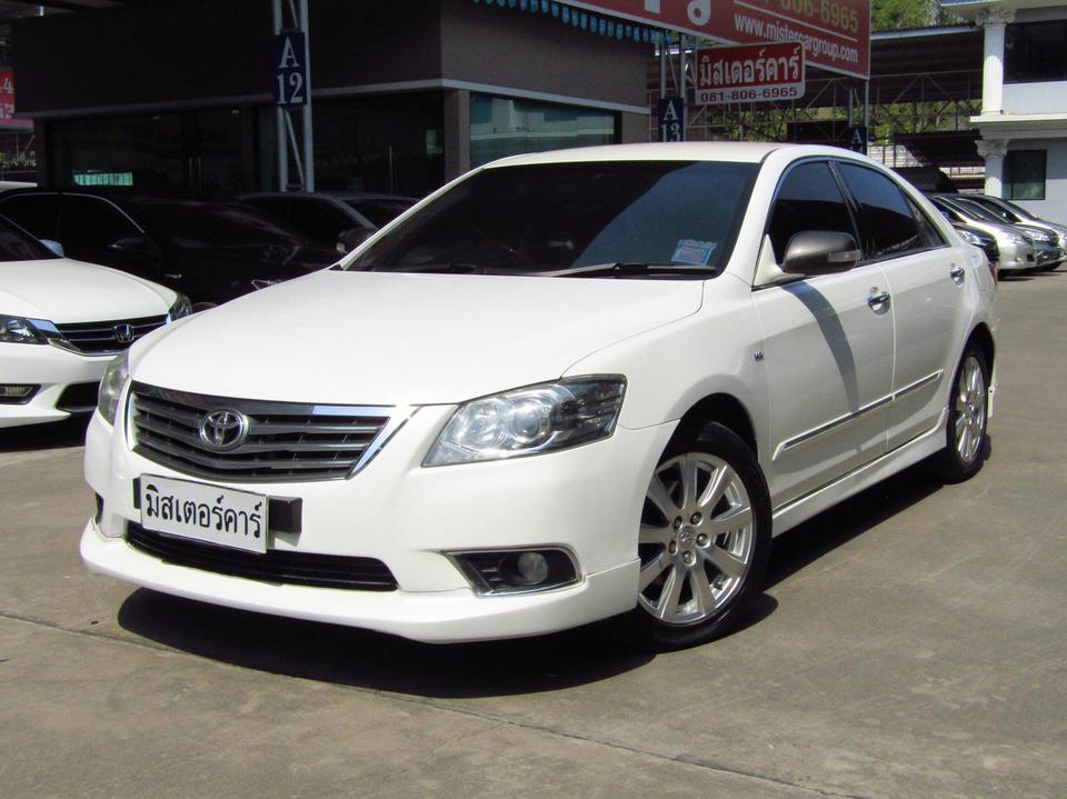 TOYOTA CAMRY 2.0 G EXTREMO ปี2012 รูปที่ 1