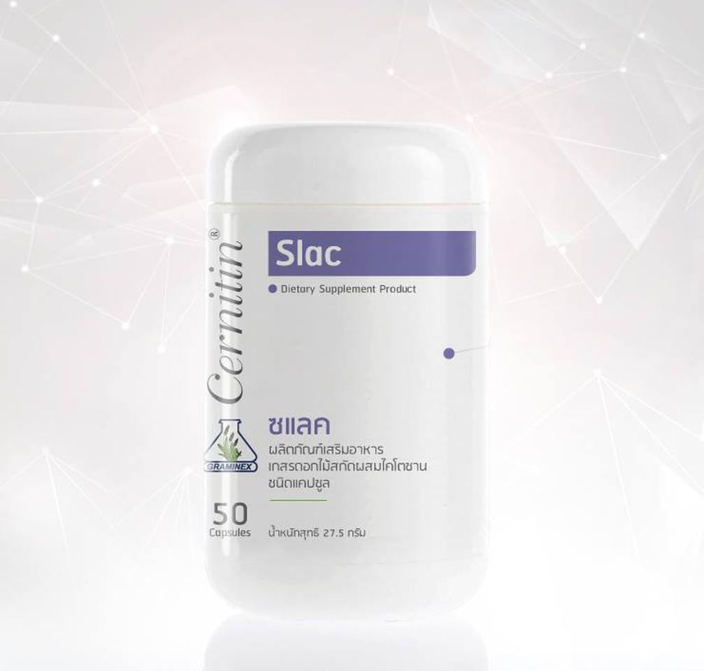 SLAC ซแล็ค,ลดไขมันส่วนเกินในร่างกาย,ลดระดับไขมันในเลือดสูง รูปที่ 1