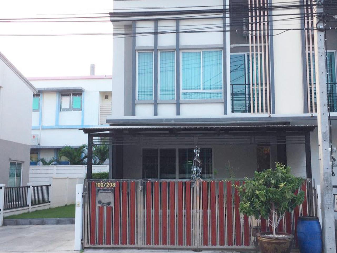 ขายบ้านทาวน์โฮม 2 ชั้น (หลังมุม) ราคาถูก ต่อรองได้ รูปที่ 6