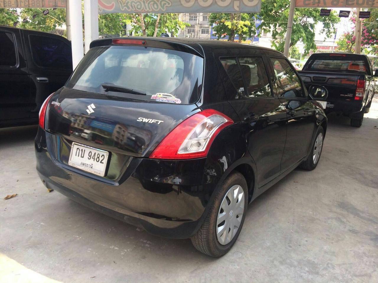 Suzuki SWIFT รูปที่ 2