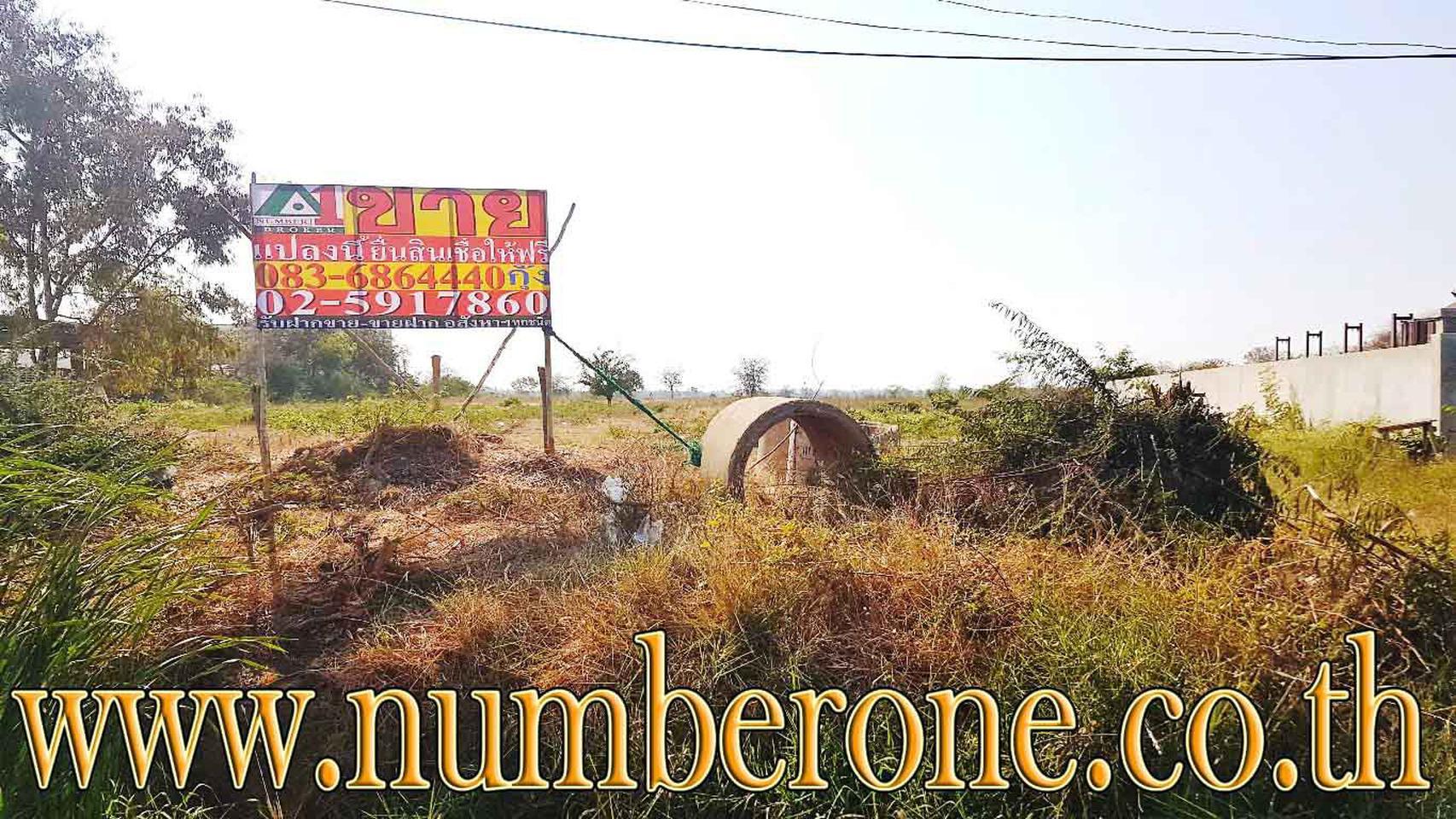 ขายที่ดินน่าลงทุน ถ.ชัยภูมิ-สีคิ้ว อ.เมืองชัยภูมิ จ.ชัยภูมิ รูปที่ 1