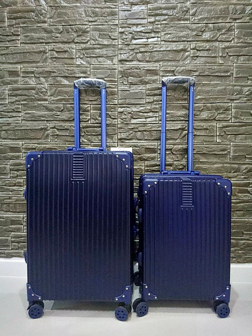 กระเป๋าเดินทาง ขอบอลูมิเนียม รุ่น คัลเลอร์ฟูล รูปที่ 2