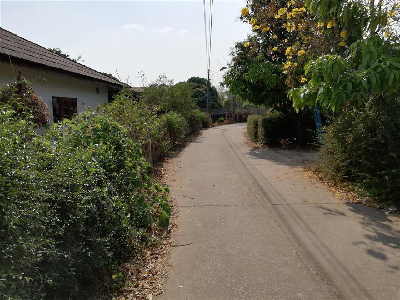 SS159ขายบ้านพร้อมที่ดิน114ตรว.ติดทางสาธารณประโยชน์ ที่เข้ามา รูปที่ 3